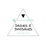 Daisies and Dinoasaurs