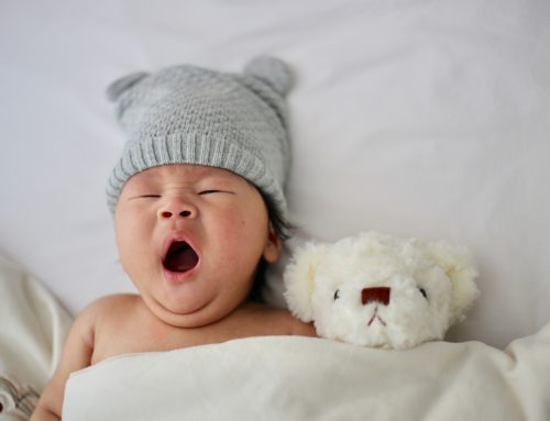 is your baby's sleep environment important?