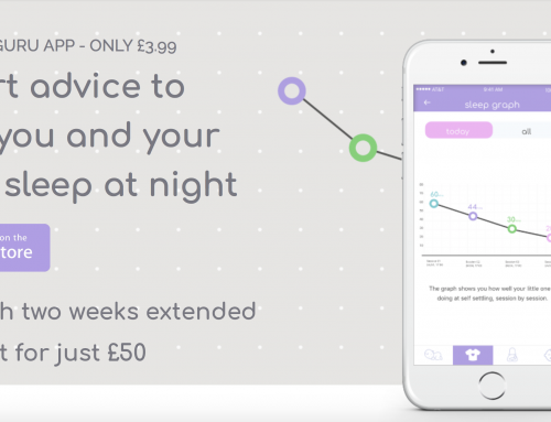 extended support with The Baby Guru sleep coaching app