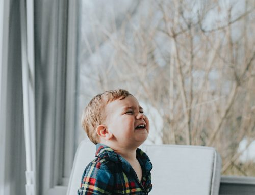 top tips: toddler tantrums